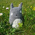 Totoro - chaussette