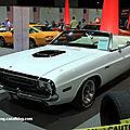 Dodge challenger V8 convertible de 1971 (1774 ex)(RegioMotoClassica 2011) 01
