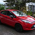 FORD Fiesta 5 portes 2011 Le Tampon (1)