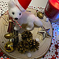 Déco de table de <b>Noël</b>