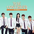 [WebDrama] <b>To</b> <b>be</b> continued
