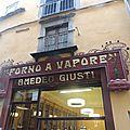 Fenêtres à l' italienne