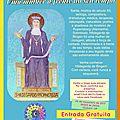 Hildegarda de Bingen - Uma mulher à frente de seu tempo / Um bate-papo gostoso á respeito de uma grande mulher