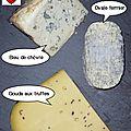 Les fromages seigneuret : l'ovale fermier