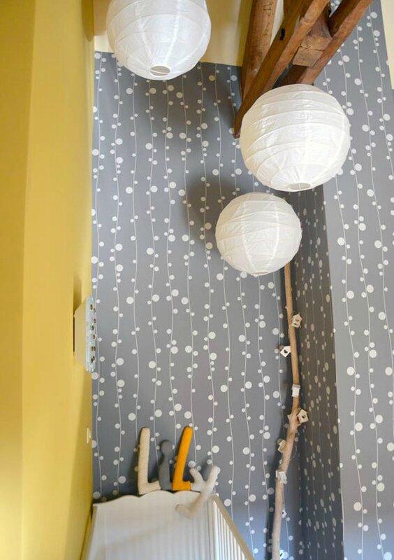 lily,prenom decoratif,poc a poc,decoration de chambre,decoration murale,chambre enfant 5