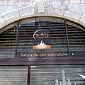 mille et une nuits Besançon <b>Doubs</b> salon de thé