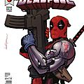 All new all different Marvel : <b>Deadpool</b> V5