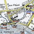 Plan du Fleix - Visites