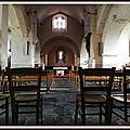 Lieux de cultes/ Eglise Saint-André, Coudes _Puy de Dôme_