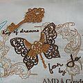 coussin brodé nautilus et papillon cle for jo by amd a coudre (12)