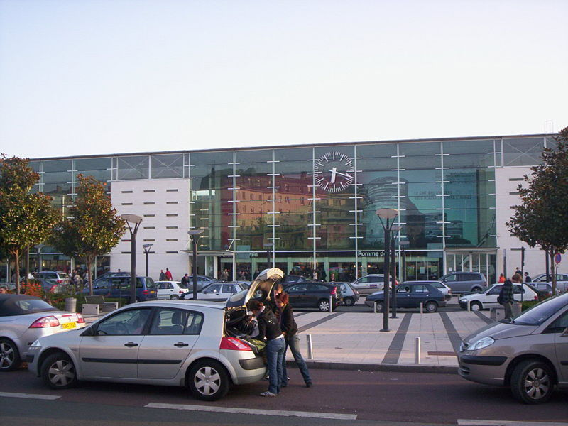 Gare d'Angers Saint-Laud