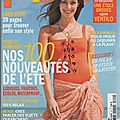 Prima n° 312 - Août 2008 - Le papillon EMMA en zinc (2)