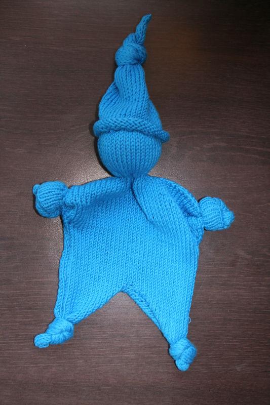 modele doudou tricot phildar