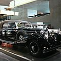 Mercedes benz 770 w07 offener tourenwagen 1937