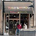 Waaf & miaou paris toilettage