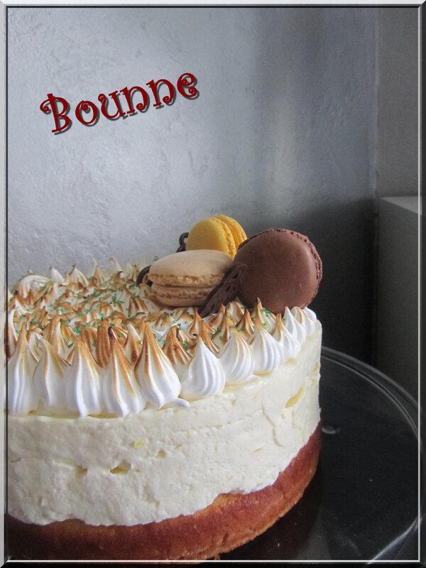 Gâteau nuage au citron (4)