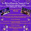 Réveillon 2018 2019 insolite en famille Paris 75 Ile de France Seine et Marne 77 Val de Marne 94 Seine Saint Denis 93