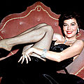 TV - <b>Ava</b> <b>Gardner</b> la gitane d'Hollywood