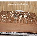 Entremets chocolat (Thermomix ou pas )