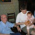Avec Grand Père
