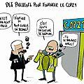 Des financiers pollueurs pour le sommet climat de paris ?
