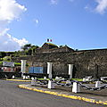 FORT SAINT-LOUIS - FORT DE FRANCE