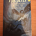 L' ASSASSIN ROYAL 12 . L'HOMME NOIR