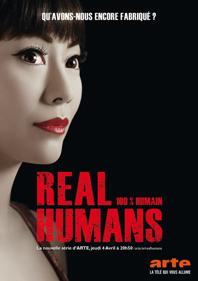 Real Humans - Saison 1
