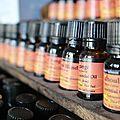 Amenez vos huiles essentielles en vacance