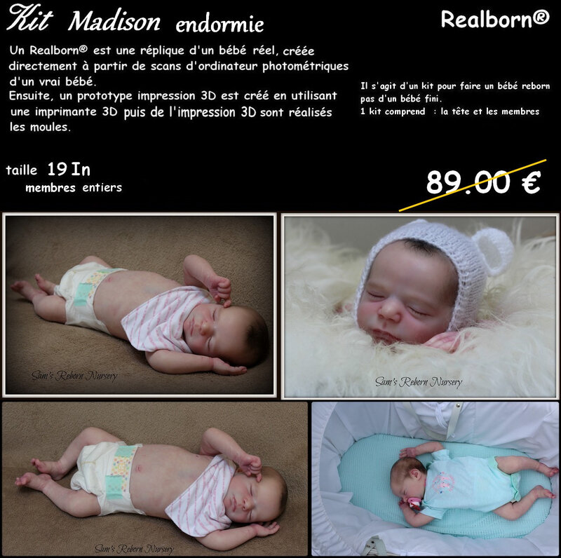 madison kit vente flash