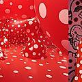 The Polka Dot Queen of Avant-Garde Art, <b>Yayoi</b> <b>Kusama</b> First-ever Exhibition in Vietnam