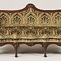 Apter-Fredericks to offer Earl <b>Spencer</b>'s sofa in New York