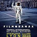 Concours Filmoramax : des places à gagner pour assister au festival International du <b>Court</b> <b>Métrage</b> à Lyon