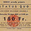 1974-10-26 Status Quo-Paul Ambach Band
