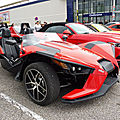 POLARIS Slingshot SL roadster plein air