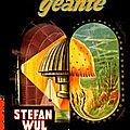 La peur géante - Stefan Wulf - Fleuve Noir - 1957