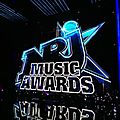 <b>NRJ</b> <b>Music</b> <b>Awards</b> . 17e édition - Palmarès