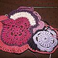 Essai <b>free</b> <b>form</b> crochet...
