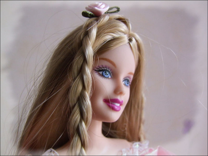 Barbie Princesse Raiponce (3)