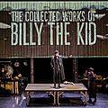 Théâtre à Lyon/ Création : Calamity / Billy : un diptyque du paradis perdu !!