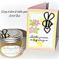 Cartounette et son petit pot de miel
