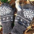 gants assortis au brynja