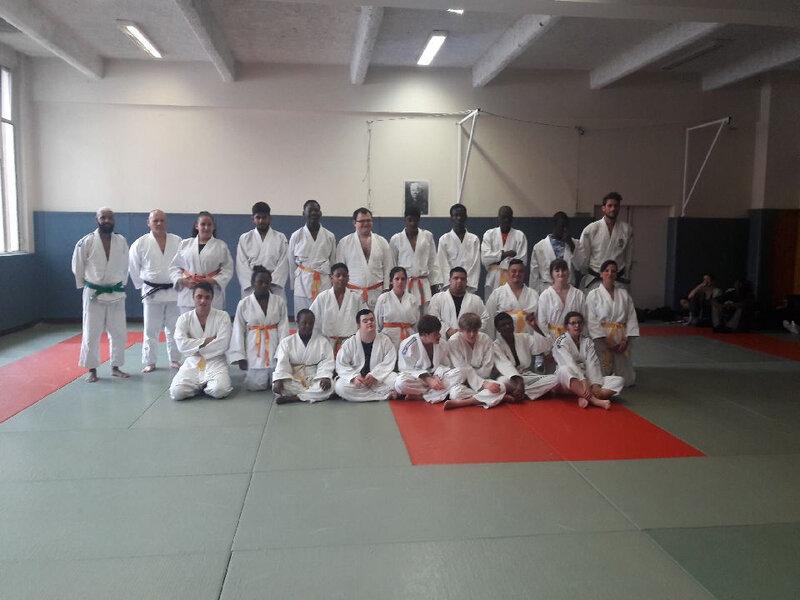 Judo fin d'année