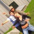 Kristelle Lolo et Nath