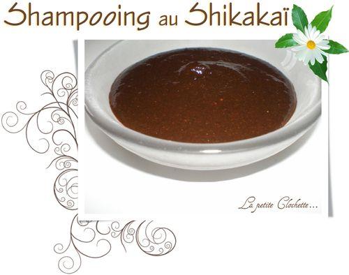 Shampooing Shikakaï
