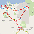 Trip en Australie