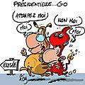 ps hollande sarkosy humour pokemon