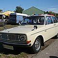 VOLVO 142 berline 2 portes 1968 Lipsheim (1)