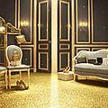 Un Noël en or par <b>Dior</b>