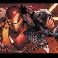 Comics #19 : civil war #1-6